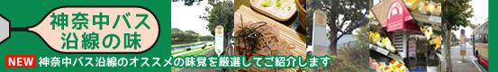 神奈中バス沿線の味